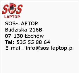 Sos-laptop naprawa latopów